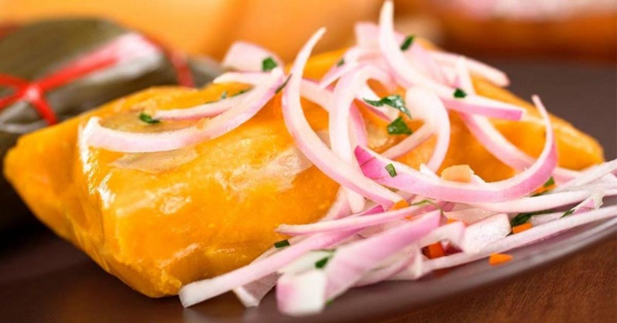 Tamales criollos: ¡El desayuno que vienes deseando toda la cuarentena!  [VIDEO]