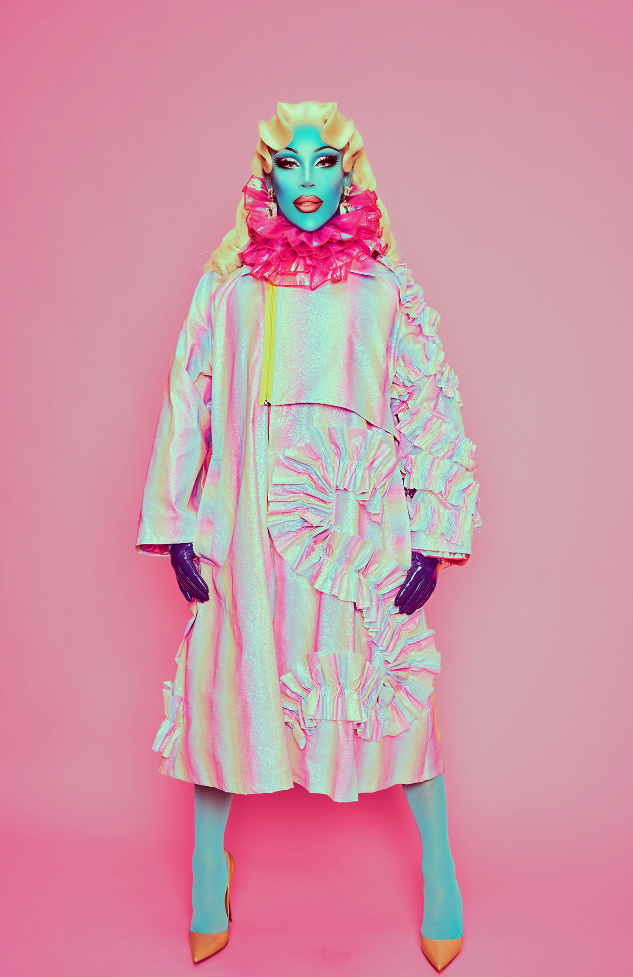 Annaiss Yucra se convierte en la primera finalista latinoamericana del concurso Future of Fabric